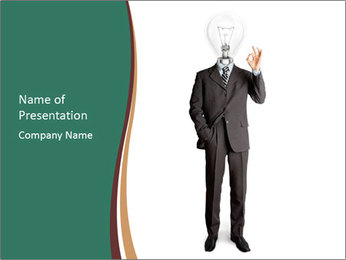 0000082557 PowerPoint Template - Slide 1