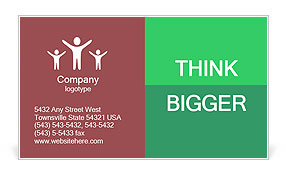 0000082559 Business Card Template