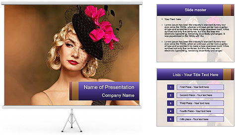 0000082561 PowerPoint Template