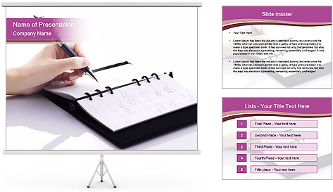 0000082562 PowerPoint Template