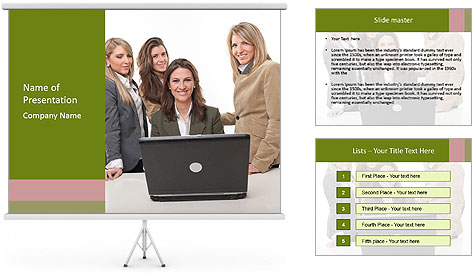 0000082573 PowerPoint Template