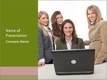 0000082573 PowerPoint Template - Slide 1