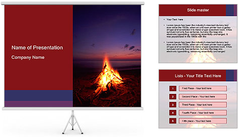 0000082575 PowerPoint Template