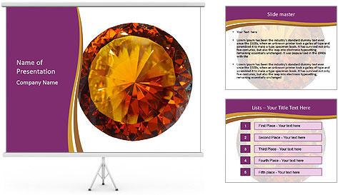 0000082589 PowerPoint Template
