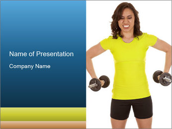 0000082593 PowerPoint Template - Slide 1