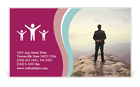 0000082596 Business Card Template