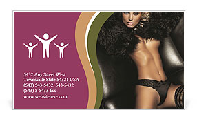 0000082601 Business Card Template