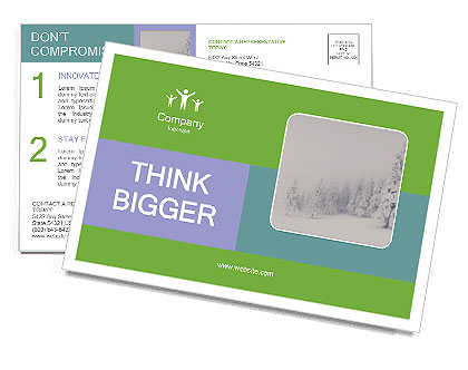 0000082606 Postcard Template