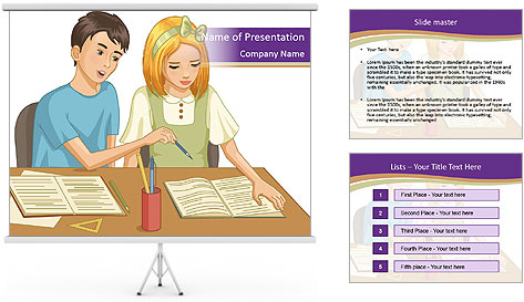 0000082610 PowerPoint Template