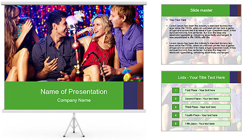 0000082620 PowerPoint Template