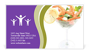 0000082622 Business Card Template