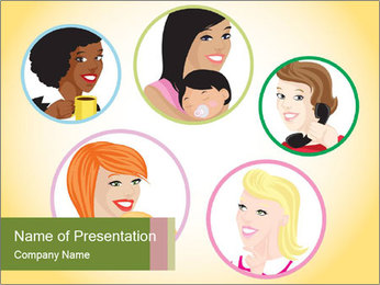 0000082652 PowerPoint Template - Slide 1
