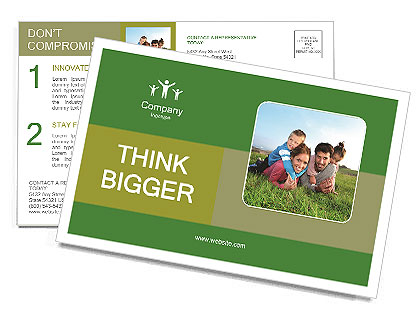 0000082661 Postcard Template