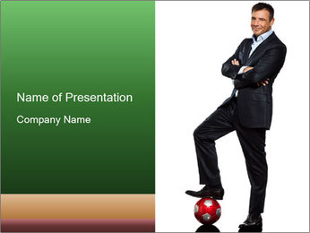 0000082664 PowerPoint Templates - Slide 1