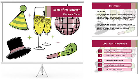 0000082665 PowerPoint Template