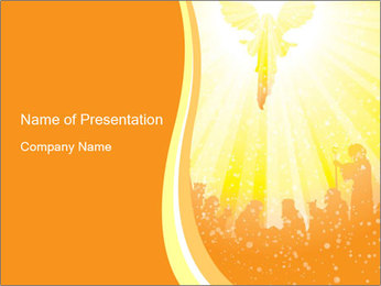 0000082669 PowerPoint Template - Slide 1