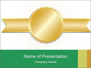 0000082675 PowerPoint Template - Slide 1
