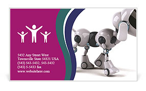 0000082681 Business Card Template