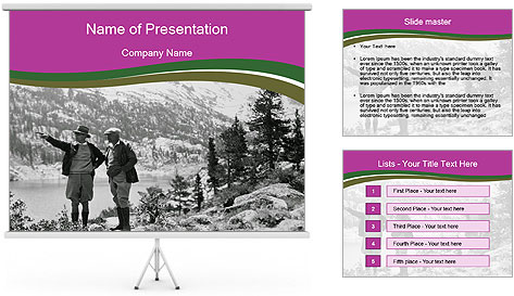 0000082697 PowerPoint Template