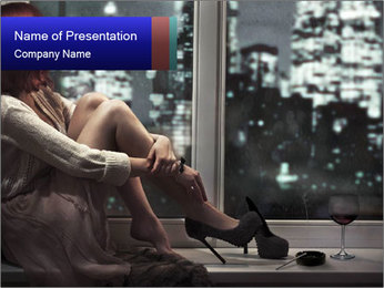 0000082699 PowerPoint Template - Slide 1