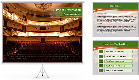 0000082707 PowerPoint Template