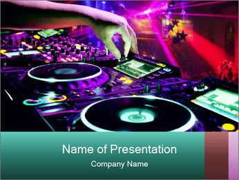0000082711 PowerPoint Template - Slide 1