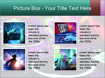 0000082711 PowerPoint Template - Slide 14