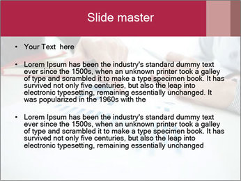 0000082715 PowerPoint Templates - Slide 2