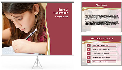 0000082720 PowerPoint Template