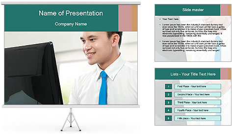 0000082726 PowerPoint Template