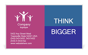 0000082728 Business Card Template