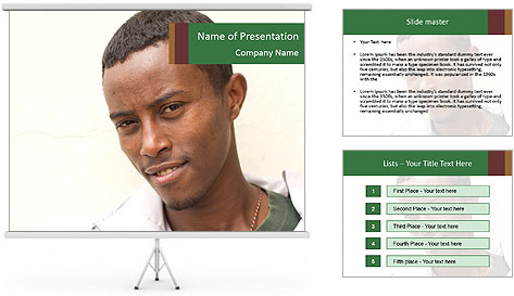 0000082730 PowerPoint Template