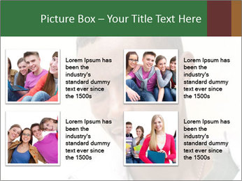 0000082730 PowerPoint Template - Slide 14
