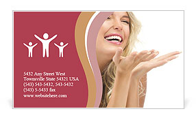 0000082734 Business Card Template