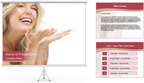 0000082734 PowerPoint Template