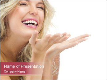 0000082734 PowerPoint Template - Slide 1