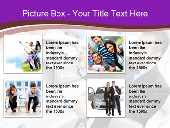 0000082737 PowerPoint Template - Slide 14