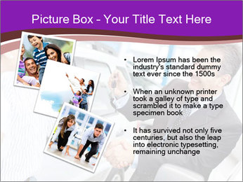 0000082737 PowerPoint Template - Slide 17