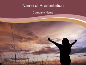 0000082743 PowerPoint Template - Slide 1