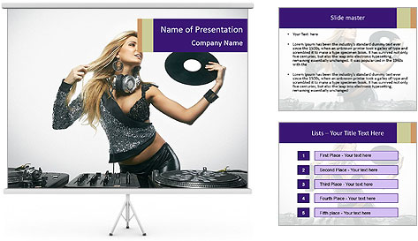 0000082763 PowerPoint Template