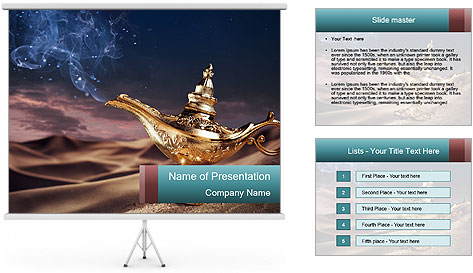 0000082764 PowerPoint Template