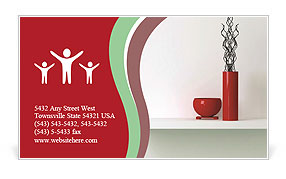 0000082789 Business Card Template