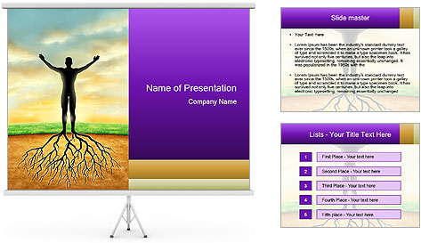 0000082790 PowerPoint Template