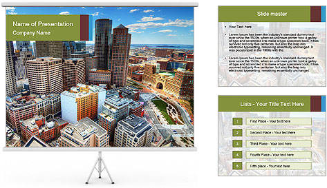 0000082802 PowerPoint Template