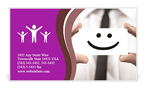 0000082803 Business Card Template