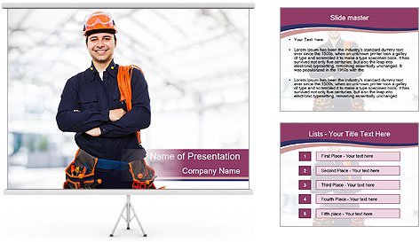 0000082805 PowerPoint Template