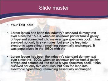 0000082805 PowerPoint Templates - Slide 2