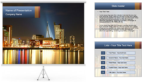 0000082815 PowerPoint Template