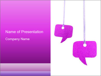 0000082819 PowerPoint Template - Slide 1