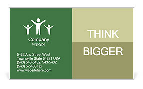 0000082830 Business Card Template